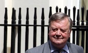 Kenneth Clarke legal aid cuts