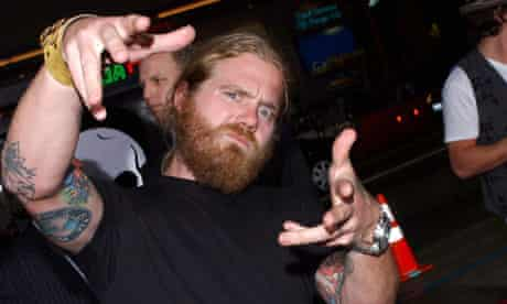 Ryan Dunn died when the car he was travelling in hit a tree in Pennsylvania