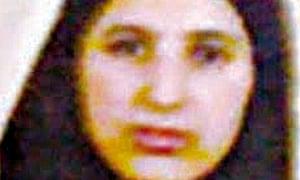 Osama bin Laden's wife Amal Ahmed al-Sadah