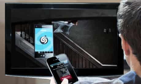 Shazam TV tagging