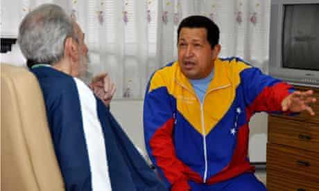 Hugo Chavez silence Venezuela