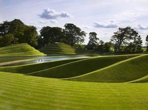 Charles Jencks: Life Mounds