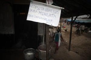Peru: illegal gold mining