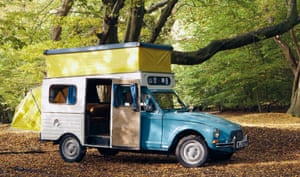 campervans: Citroen