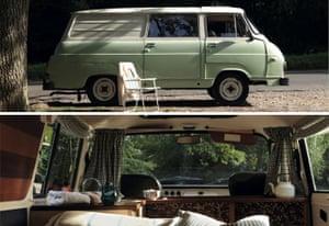 campervans: Skoda