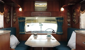 campervans: Princess interior