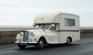 campervans: Princess exterior