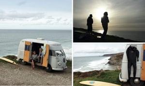 campervans: Surf