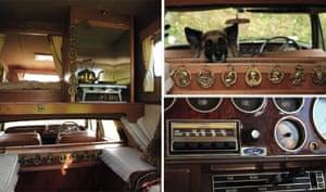 campervans: Zodiac interior