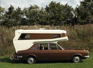 campervans: Zodiac exterior