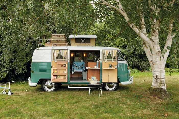 46d12d752e Classic campervans - in pictures