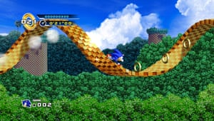 Sonic the Hedgehog: Sonic the Hedgehog