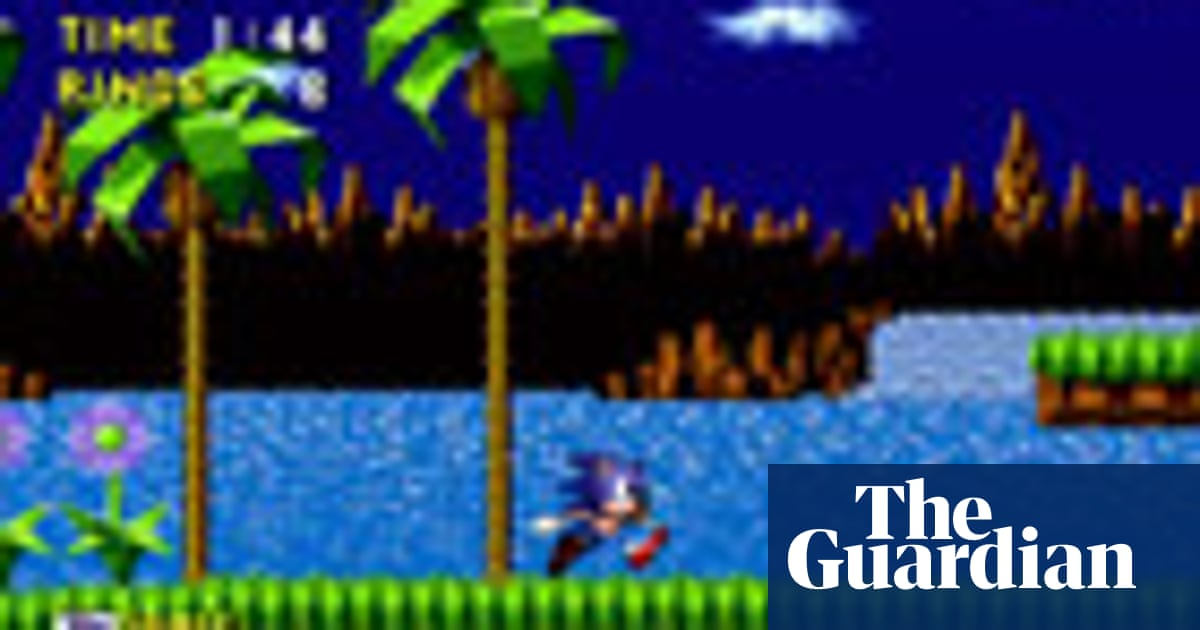 The 12 Best Sonic The Hedgehog Games In Pictures Games The Guardian