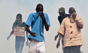 Senegal protests force presidential U-turn