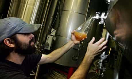 US craft brewer