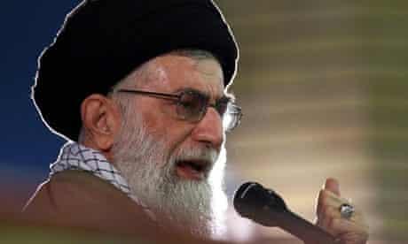 Ayatollah Ali Khamenei 8/2/07