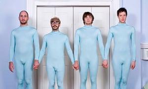 OK Go video shoot