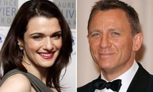 Marriage Bond: Rachel Weisz and Daniel Craig have wed