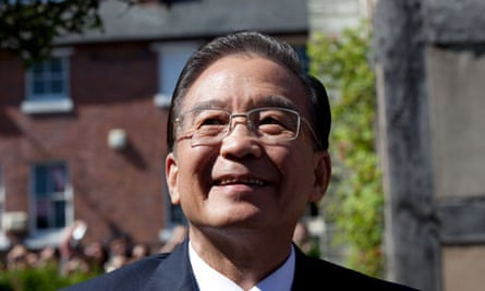 David Cameron to meet China's Wen Jiabao for Downing St business summit