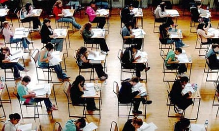 Final year exams will replace modules for GCSE students