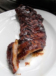 How to cook perfect barbecue ribs | Food | The Guardian