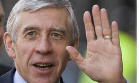 Straw accuses insurance industry
