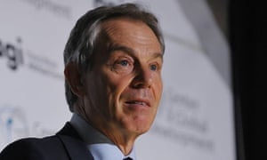 Tony Blair Africa Governance Initiative