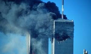 9/11 attack on World Trade Center