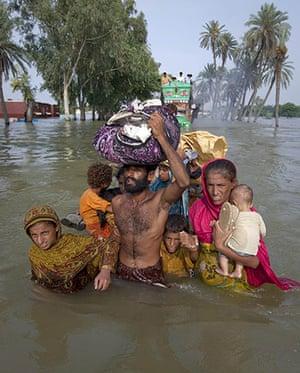 2010 Extreme Weather: Pakistan floods