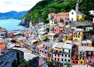 Been there June: Cinque Terre, northern Italy