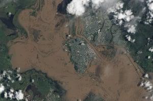 2010 Extreme weather: Australia floods