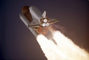 Space shuttle: Atlantis takes flight on its STS-27 mission