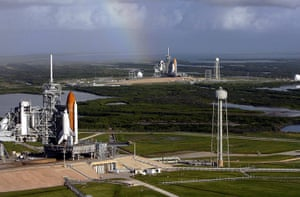 Space shuttle: Launch STS-125