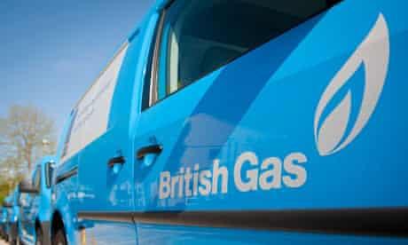 Centrica owns British Gas.
