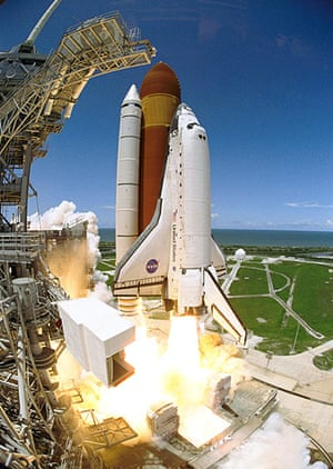 Space shuttle: STS-121 Launch