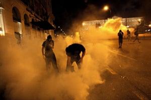 Greek strike day 2: Greek strike day 2