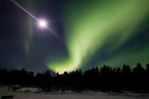 been there june: Northern lights