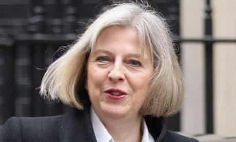 Theresa May is considering emergency legislation after a high court 'detention clock' ruling