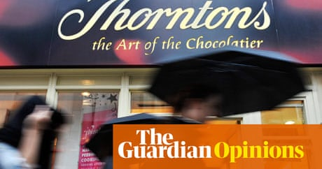 Where Did Thorntons Go Wrong Tim Richardson Opinion