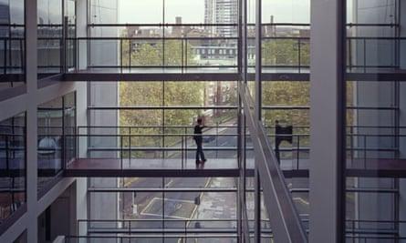 City University in north London