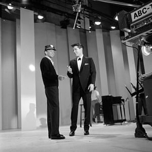 fancy meeting you here: THE FRANK SINATRA SHOW with Elvis Presley