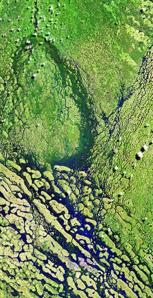 Satelitte Eye on Earth: Seasonal floods affected thousands of people in Angola and Namibia