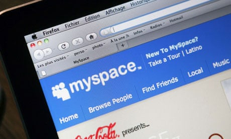 Myspace sold for $35m in spectacular fall from $12bn heyday