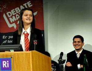 Debate Mate: debate mate - speaker