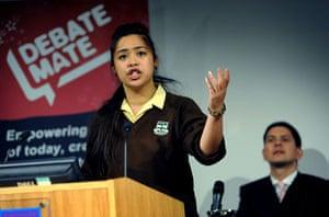 Debate Mate: debate mate speaker