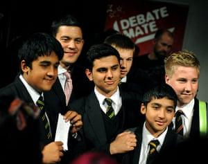 Debate Mate: David Miliband Debate Mate