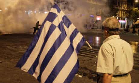 athens syntagma greece