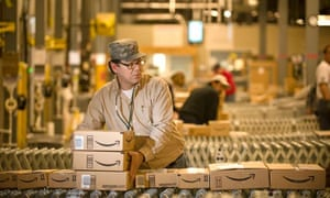 Amazon.com Fernley warehouse