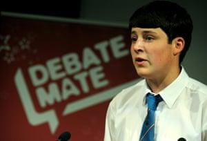 Debate Mate: debate mate