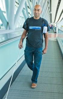 Traveleyes founder Amar Latif